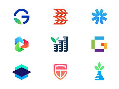 Logofolio Update 2018 marks smart 2018 summer clients projects monogram branding identity logofolio logos logo