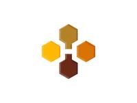 H for Honey - Logo Design