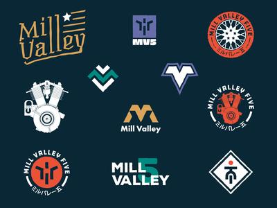 Mill Valley - Identity Exploration