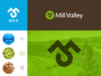 MillValley 5 - Logo Design