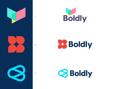 Boldly - Logo Design connect bird location pinpoint chain link lettering b monograms monogram icon branding design identity design identity branding logos logo design logo concept concept bold