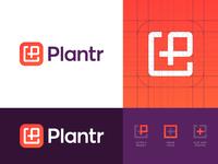 Plantr - Logo Concept 2
