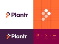 Plantr - Logo Design 3