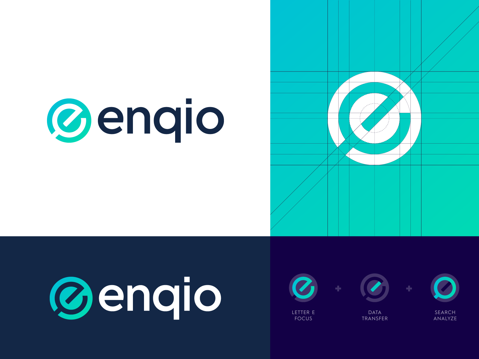Enqio dribbble 2