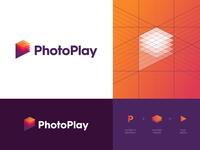 PhotoPlay - Logo Design