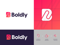 Boldly Logo Design- Approved!