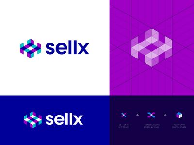 Sellx - Logo Design