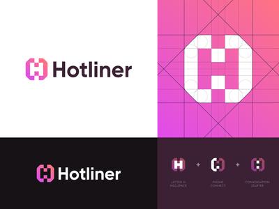 Hotliner - Logo Design