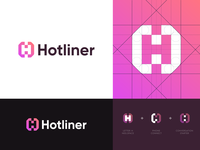 Hotliner - Logo Design