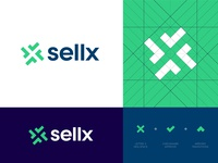 Sellx - Approved Logo Design