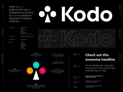 Kodo - Visual Identity