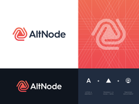 AltNode - Logo redesign proposal 🌀