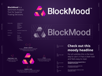 BlockMood - Logo Design