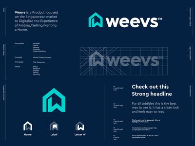 Weevs - Logo v2