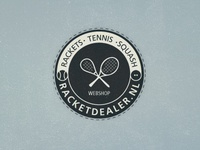 RacketDealer Badge.