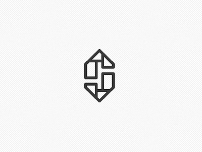 S mark for a dutch photographer by jeroen van eerden for S architecture logo