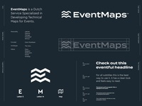 EventMaps - Logo Design 🗺️