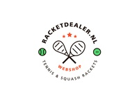 Racket Dealer badge.