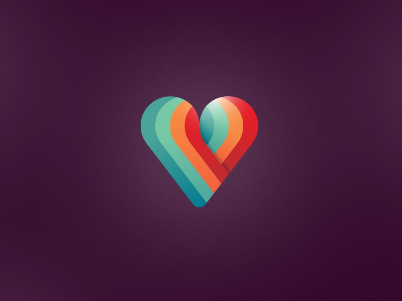 Happy Valentine's Day, everyone! valentine day best wished to you creative icon