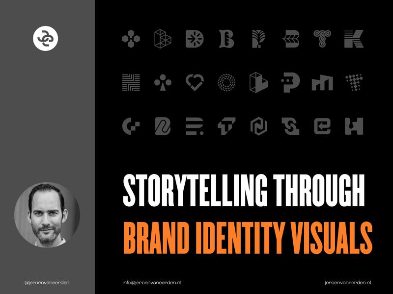 Storytelling Through Brand Identity Visuals 🔴