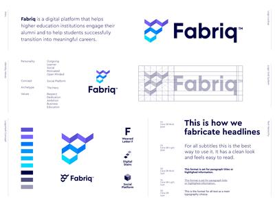 Fabriq - Logo Design 📶