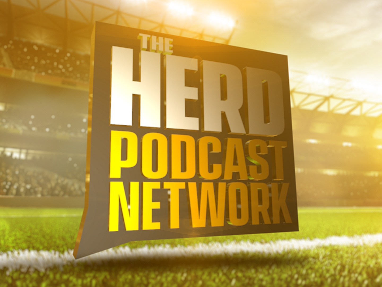 The Herd Podcast Network [3D] football cinema4d c4d podcast broadcast sports design branding 3d