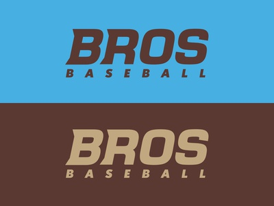 The Bros Wordmark & Branding Guide