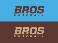 The Bros Wordmark & Branding Guide
