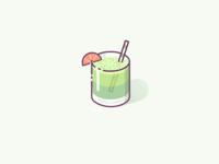 Matcha Milk Tea