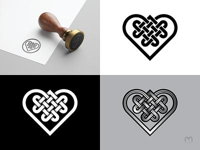 Celtic logo design knots pagan mithology norse logos vector intertwined scottish traditional art irish knotwork logo design celtic knot logotype