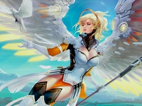 Hybrid Wings - Fantasy Mercy