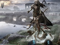 Curse of the lost Memories - RPG Adventure Cover Artwork