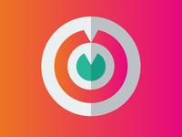 Cridio Symbol Logo Concept
