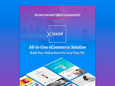 XShop Item Page v2 online store ecommerce themeforest item page xshop