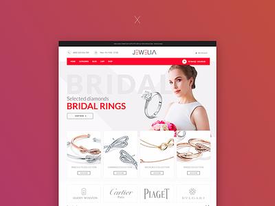 Jewelry & Accessories Shop diamond theme store shop accessories jewelry