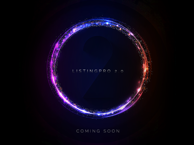 ListingPro 2.0 - Coming Soon coming soon template theme directory wordpress listingpro