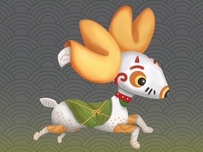 NVIDIA Mascot Design playoff character design nvidia