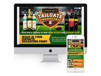 Yellow Tail - Tailgate Sweepstakes