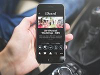 iDcard iOS Design