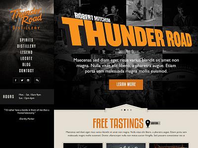 Thunder Road Distillery