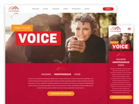Live Forward Homepage Option