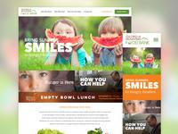 Georgia Mountain Food Bank Redesign