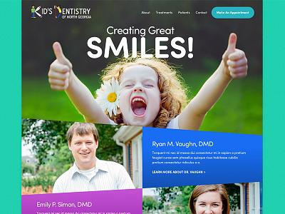 Kids Dentistry of North GA Homepage