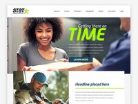 Stat Delivery Website