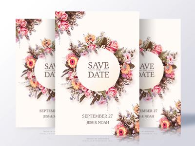 Creative Wedding Invitation By Rome Creation On Dribbble