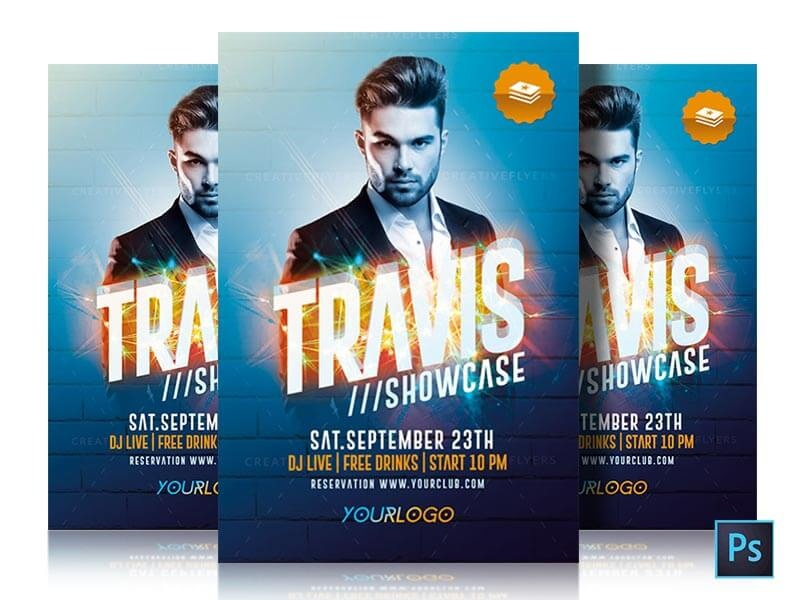 Dj Flyer Template club nightclub dj party showcase djs dj psd templates party poster graphic design flyer party creative flyer photoshop psd flyer flyer templates