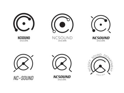 NCsound logo works