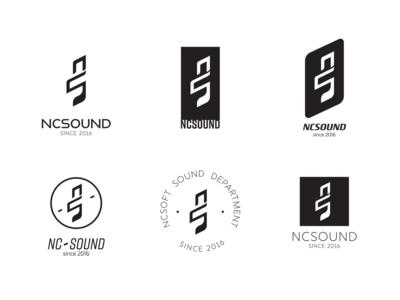 NCsound logo works 3