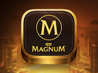 Celebrating 25 Years of MAGNUM Pleasure App Icon