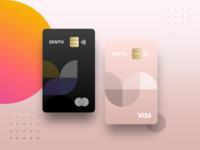 Credit cards design